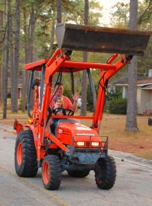 pjm tractor